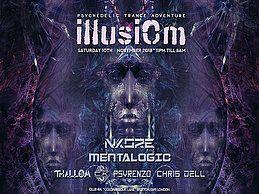 Party Flyer IllusiOm 10th Nov at Club 414! 10 Nov '18, 23:00