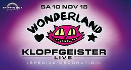 Party Flyer Mia´s Wonderland 10 Nov '18, 22:00