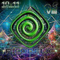 Party Flyer Picodelic VIII 10 Nov '18, 18:00