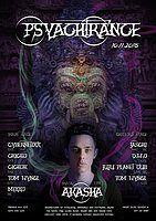 Party Flyer PsYachTrance : Akasha & Psyalaska 10 Nov '18, 19:30