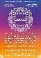 Party Flyer Osmoz 15 Nov '18, 23:30