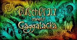 Party Flyer BuschBeatz meets Gaggalacka 16 Nov '18, 23:00