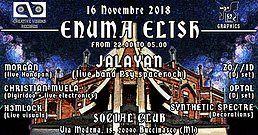 Party Flyer ENUMA ELISH 16 Nov '18, 22:00