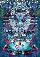 Party Flyer Hypnopulse - Psychedelic Trance & Forest Adventure at Fabrik Limburg 16 Nov '18, 23:00