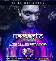 Party Flyer Namaste 16 Nov '18, 23:30