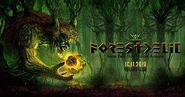 Party Flyer Psybox - Forestdelic 5 16 Nov '18, 22:00