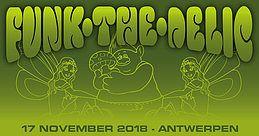 Party Flyer Funk-the-delic 17 Nov '18, 22:00
