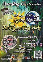 Party Flyer Proggi Goa Trance 17 Nov '18, 17:00