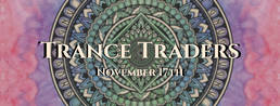 Party Flyer Trance Traders 17 Nov '18, 10:00
