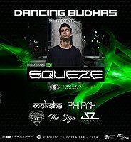 Party Flyer Dancing Budhas International 18 Nov '18, 23:30