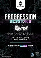 Party Flyer Progression Sessions 21 Nov '18, 23:00