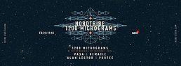 Party Flyer Nordtribe w/ 1200 Micrograms 23 Nov '18, 23:00