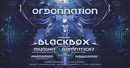 Party Flyer Orgonnation 23 Nov '18, 22:00