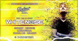 Party Flyer WHiTENO1SE 1st time in Barcelona! (Upload) 23 Nov '18, 23:30