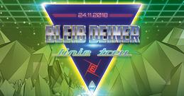Party Flyer Bleib deiner linie TREU /w. Amok Dee 90er Rave 24 Nov '18, 23:00