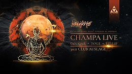 Party Flyer ╰დ╮ॐ╭დ╯Deeprog pres. Enterrec Labelnight with Champa ╰დ╮ॐ╭დ╯ 30 Nov '18, 23:00