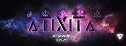 Party Flyer ☬ ૐ aTiXiTa ૐ ☬ 1 Dec '18, 23:00