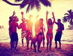 Party Flyer Beats on beach 29 Dec '18, 14:00