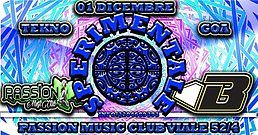 Party Flyer SPERIMENTALE TEKINO GOA 1 Dec '18, 22:00