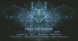 Party Flyer The Psychedelic Way Free Gathering 1 Dec '18, 22:00