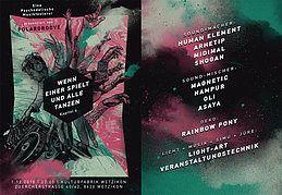 Party Flyer Wenn Einer Spielt Und Alle Tanzen - Kapitel 4 1 Dec '18, 22:00