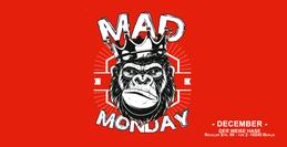 Party Flyer Mad Monday • Dark Edition! | 03.12.18 3 Dec '18, 23:00