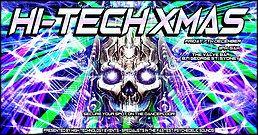Party Flyer Hi Tech Xmas 7 Dec '18, 23:00