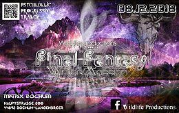 Party Flyer Final Fantasy Wintersession w. VerticalMode Volcano uvm. 8 Dec '18, 22:00