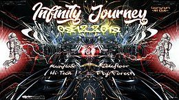 Party Flyer Infinity Journey 8 Dec '18, 22:00