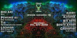 Party Flyer Magus Nexus: Indoor Sessions #5 8 Dec '18, 22:00