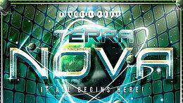 Party Flyer Terra Nova 2018 8 Dec '18, 23:00