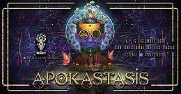 Party Flyer APOKASTASIS 15 Dec '18, 22:00