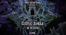 Party Flyer Cosmic Jungle 15 Dec '18, 21:00