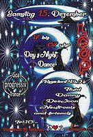 Party Flyer Proggi Goa Trance 15 Dec '18, 17:00