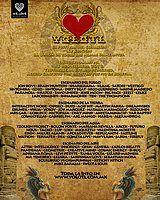 Party Flyer Yolotl - El Festival del Corazon - Edicion XV 15 Dec '18, 12:00