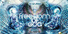 Party Flyer Freedom of Goa 22 Dec '18, 22:00