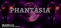 Party Flyer PHANTASIA Goa+Hardstyle 22 Dec '18, 23:00