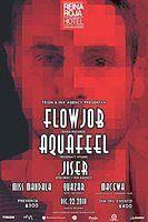 Party Flyer Trion & Mix Agency Presentan: Flowjob & Aquafeel 22 Dec '18, 11:00