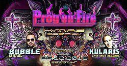 Party Flyer Bubble & Kularis - XMas Special 25 Dec '18, 22:00