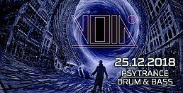 Party Flyer Enter the Void (Phase 26) 25 Dec '18, 23:00