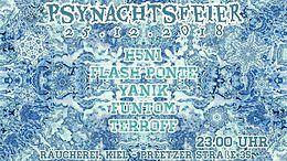 Party Flyer Psynachtsfeier 25 Dec '18, 23:00