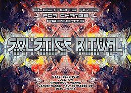 Party Flyer EAFC's Solstice Ritual 28 Dec '18, 22:00