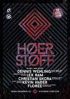 Party Flyer Hoerstoff 28 Dec '18, 23:30