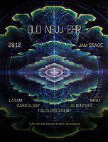 Party Flyer Old New Ear - Winter Psy Journey 28 Dec '18, 22:00