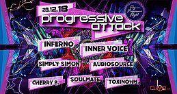 Party Flyer Progressive Attack 28 Dec '18, 23:00