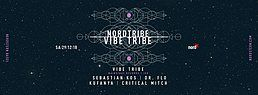 Party Flyer Nordtribe w/ Vibe Tribe 29 Dec '18, 23:00