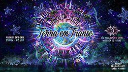 Party Flyer Terra em Transe Festival 29 Dec '18, 18:00