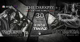 Party Flyer The Darkpsy of The Force 30 Dec '18, 23:30