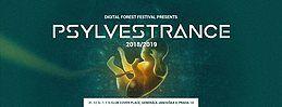 Party Flyer Digital Forest Festival presents Psylvestrance 2018/2019 31 Dec '18, 20:00