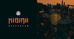 Party Flyer Nibirii Silvester: LmT, Alien Haze, Falex, Gourski uvm at Helios 31 Dec '18, 21:00